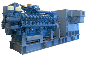 2H ENERGY safety genset for nuclear powerplants