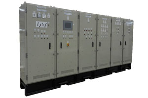 Distribution boards / Control panels for nuclear powerplants